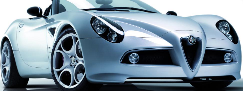 Officina meccanica autorizzata Alfa Romeo