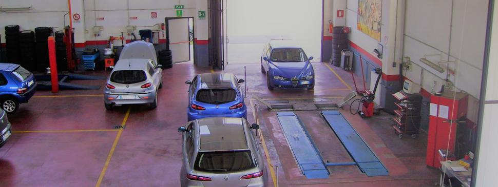 Centro revisione veicoli   M.C.T.C. net 2 in sede